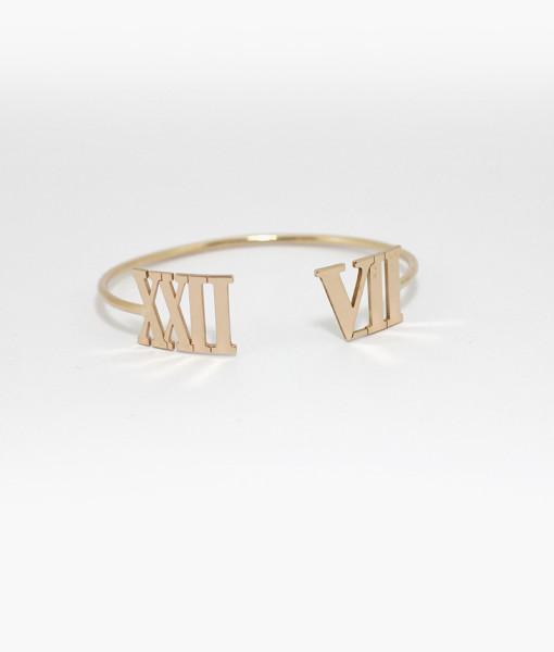Bracelets-Roman-Numerals-rossella-catapano-jewelery-designer-06