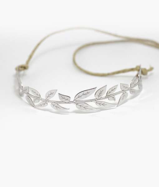 Crown of Leaves | Rossella Catapano Jewelery Designer