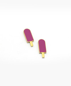 earrings-purple-ice-cream-enamelled-rossella-catapano-jewelery-designer-01