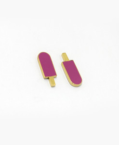 earrings-purple-ice-cream-enamelled-rossella-catapano-jewelery-designer-02