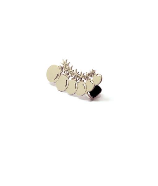 Ear Cuff Danger Bomb | Rossella Catapano Jewelery Designer