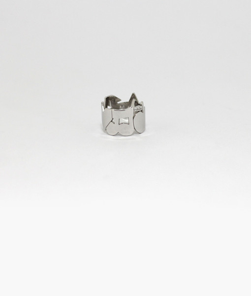 Ring Band Emoticons Generation | Rossella Catapano Jewelery Designer