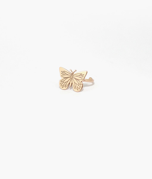 Ring Butterfly is Flying | Rossella Catapano Jewelery Designer