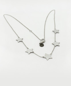 Necklace Sympathetic Stars | Rossella Catapano Jewelery Designer
