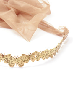 Crown Butterfly is Flying | Rossella Catapano Jewelery Designer