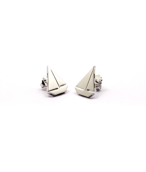 Earring Love Boat | Rossella Catapano Jewelery Designer