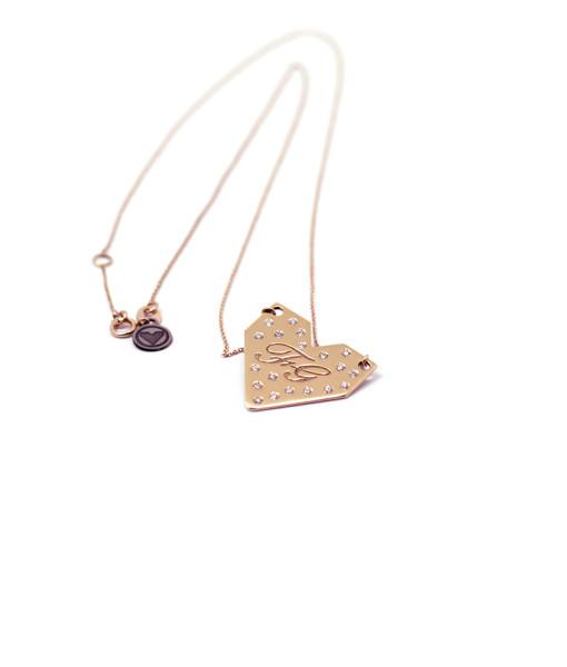 Necklace Promise   Rossella Catapano Jewelery Designer