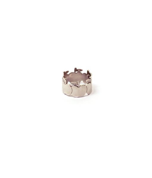 Apple Ring Band   Rossella Catapano Jewelery Designer