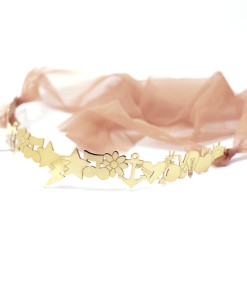 Emoticons Crown | Rossella Catapano Jewelery Designer