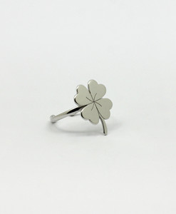 Ring Lucky Four Leaf | Rossella Catapano Jewelery Designer