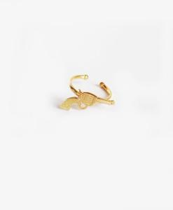 Ring wld gun gold