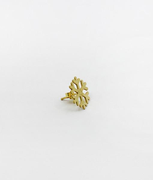 Earring Sweet Snowflake | Rossella Catapano Jewelery Designer
