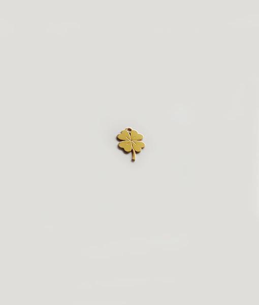 Ciondolo Lucky Four Leaf