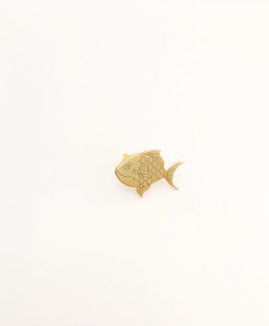 earring alice fish