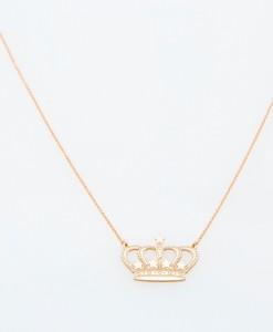 collana corona rose