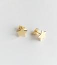 orecchini stelle oro 2