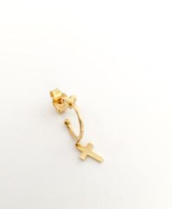 mini hoop croce