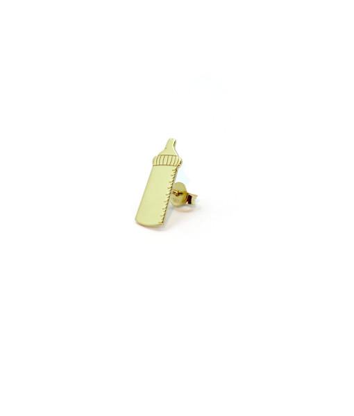 Earring Biberon | Rossella Catapano Jewelery Designer