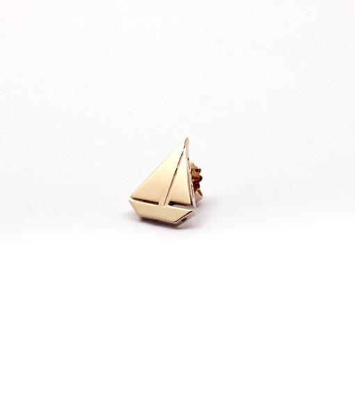 Earring Love Boat | Rossella Catapano Jewelery Designer