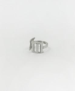 Roman Numerals Band | Rossella Catapano Jewelery Designer